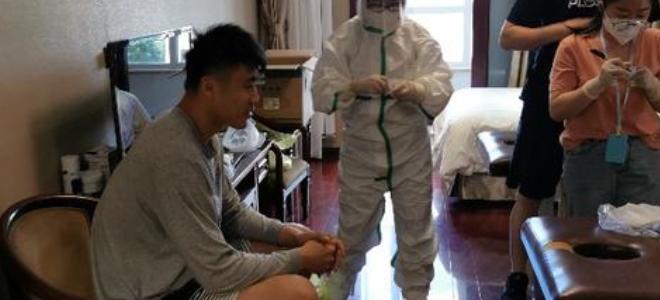 宋翔:CBA所有球队已完成第一次核酸检测