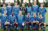 回忆少年岁月!特里晒出切尔西96-97