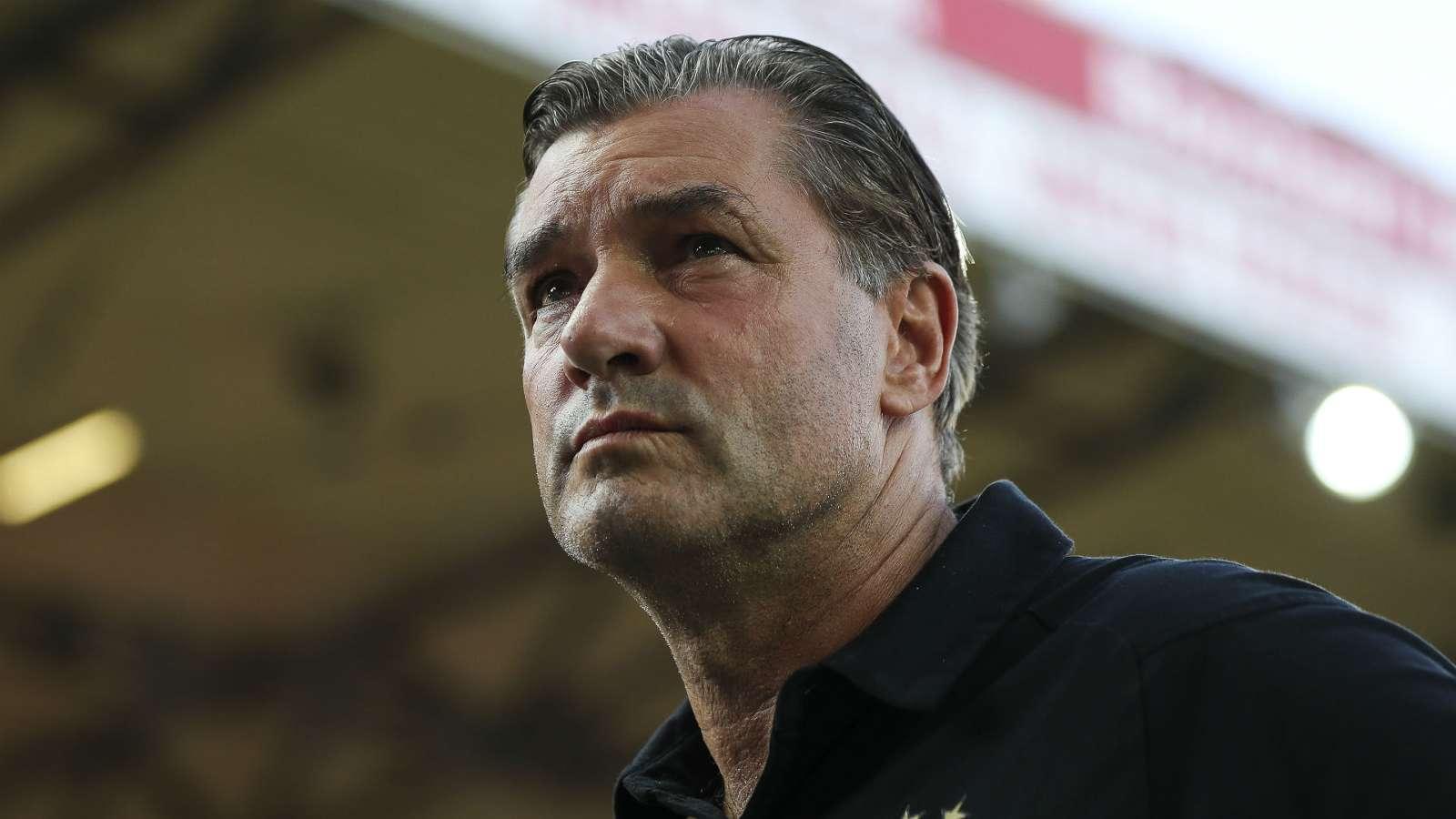 多特主管:必须要承认拜仁太强了,德甲冠军是他们的了
