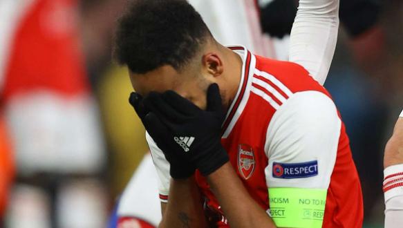 基翁:奥巴梅扬是最接近亨利的球员,但他无法担任队长