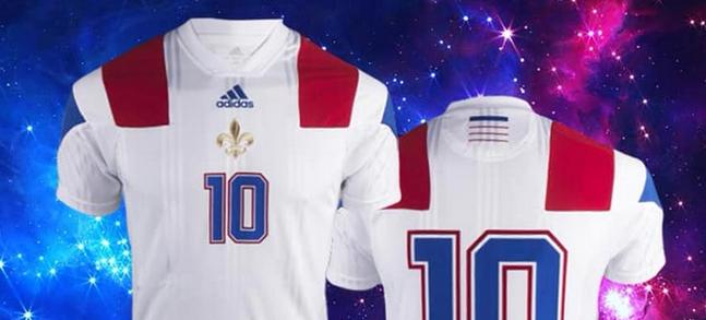 欧洲杯12个赛区城市版球衣巡礼,巴黎洛城纽约另有特别款