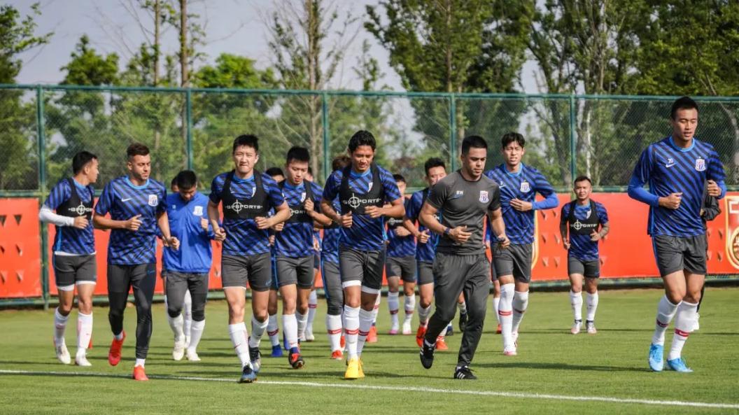沪媒:超级杯仍在新赛季计划中,申花前往苏州适应环境