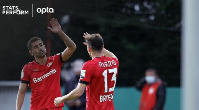 时隔11年,勒沃库森再次进入德国杯决赛