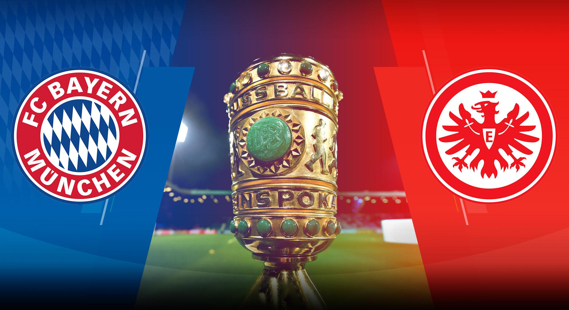 拜仁慕尼黑vs法兰克福首发:莱万对阵席尔瓦