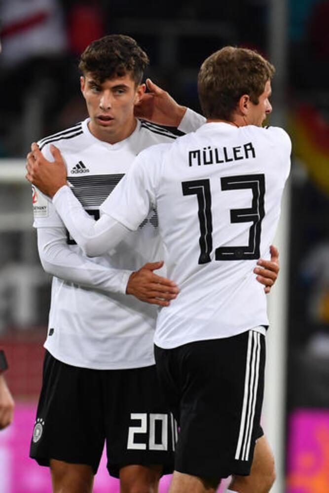 穆勒:哈弗茨能力非常强,而拜仁需要能力强的球员