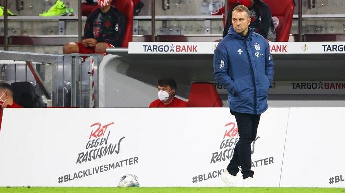 弗里克:赛程不合理,德国杯比赛应该安排在联赛结束后