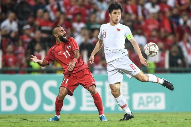 体坛:国足热身赛计划难定,对手叙利亚宣布9月热身伊拉克