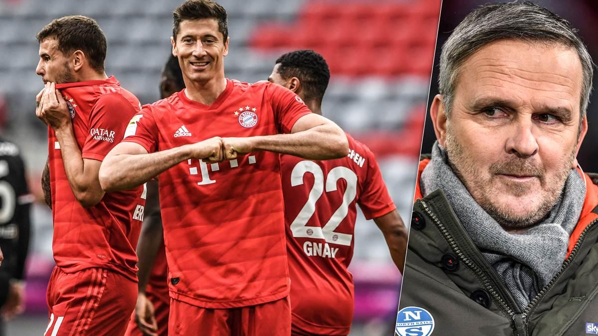 哈曼:阻挡拜仁拿三冠王的唯一理由是欧冠赛程的变化
