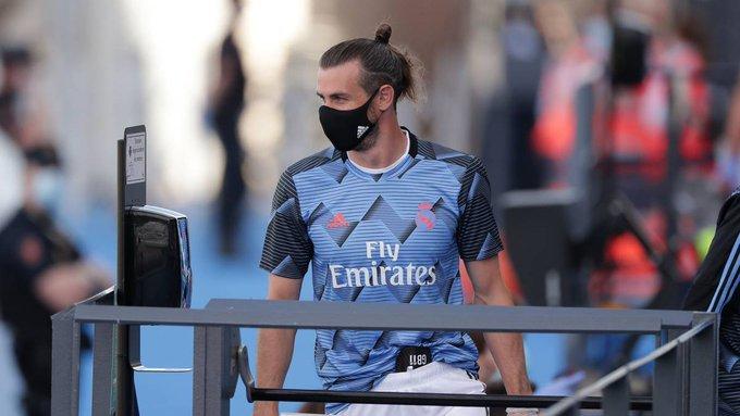 贝尔昨晚出场30分钟,今天因肌肉疲劳缺席皇马训练  足球话题区