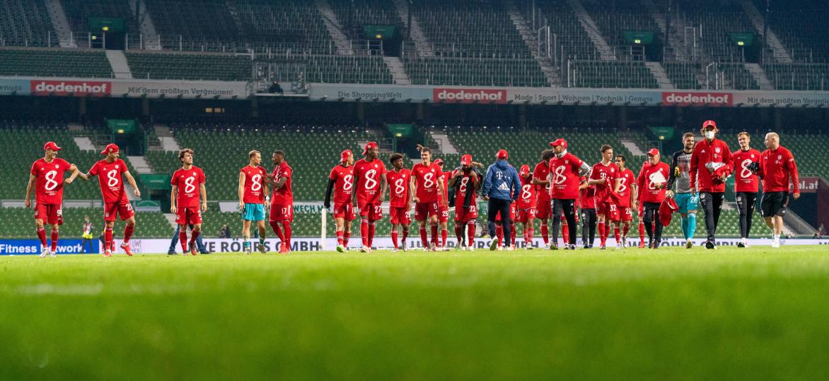 统治!拜仁成五大联赛第3支,拿到30个国内联赛冠军球队