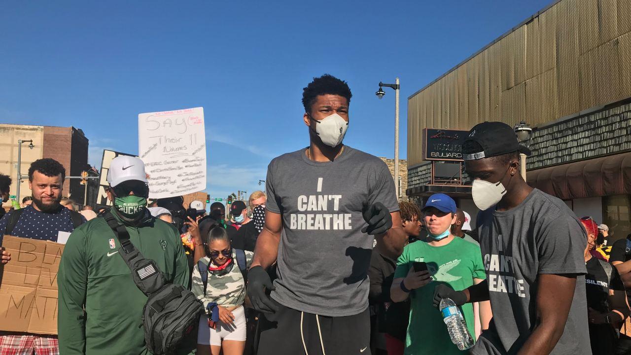 联盟允许球员及员工参加抗议活动,建议咨询避免感染建议