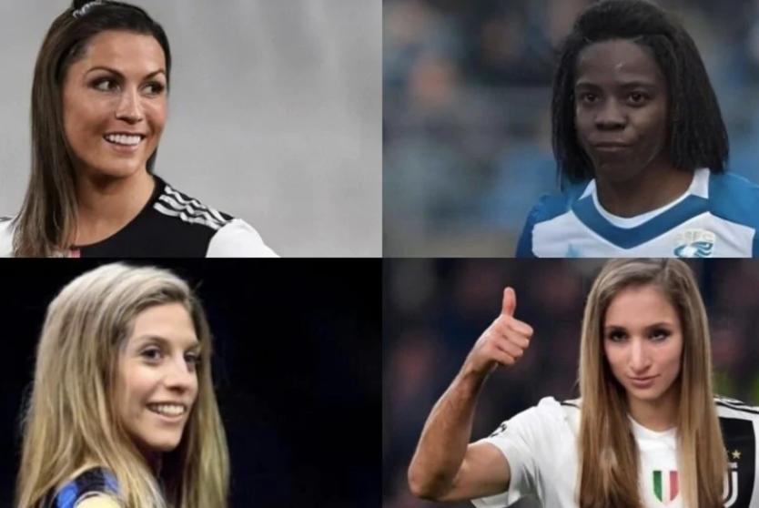 比比谁最美!网友PS意甲球星女版照片,C罗纳英因西涅在列  足球话题区