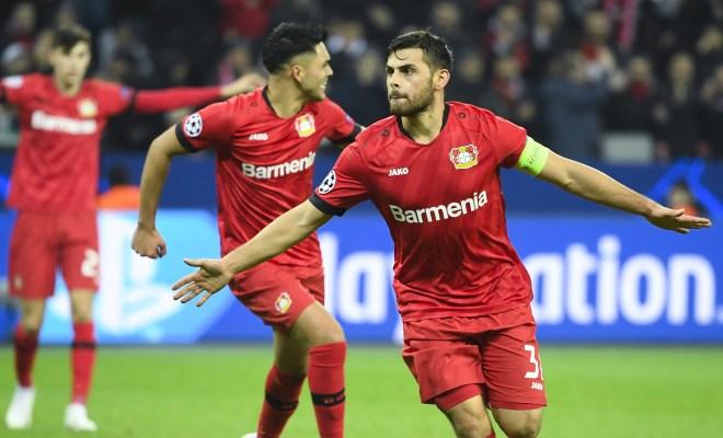 德媒:阿森纳有意引进药厂前锋,顶替奥巴梅扬  足球话题区