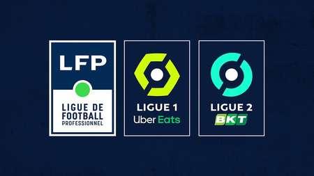 法国职业足球同盟宣布法甲法乙更新Logo,7月1日起启用