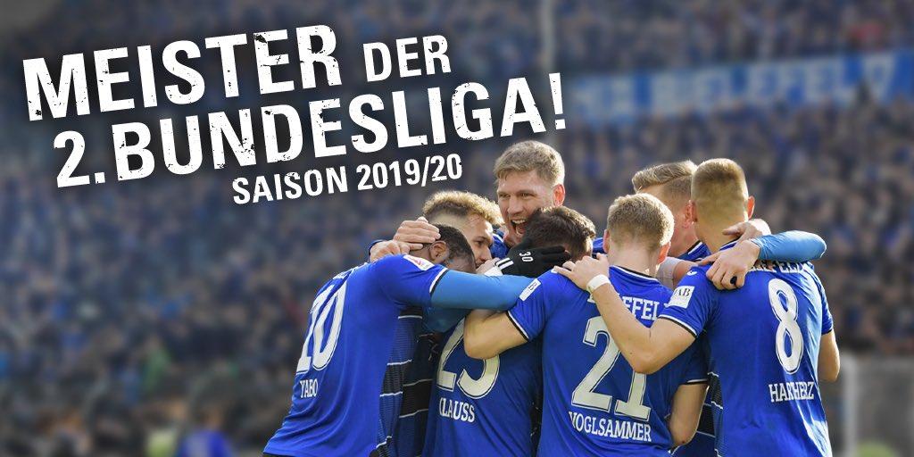 比勒菲尔德锁定德乙冠军,斯图加特反超汉堡升至第二  足球话题区