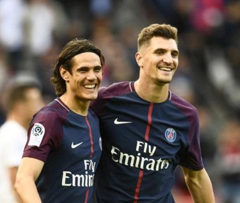 RMC:卡瓦尼和默尼耶不与巴黎签短约,合同到期后将离队  足球话题区