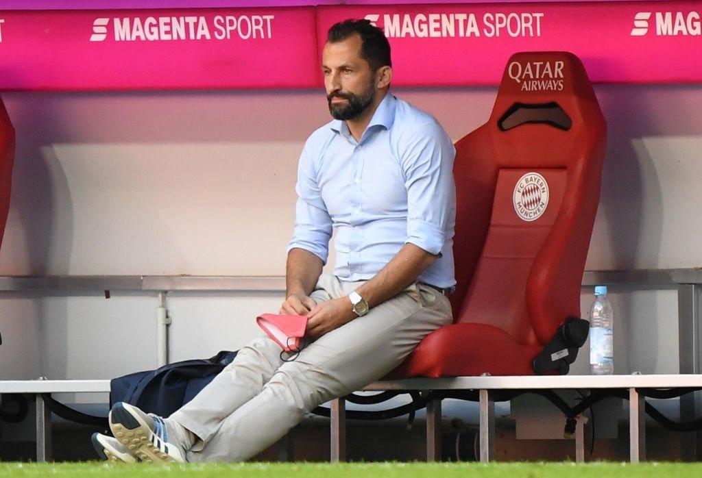 萨利:一时不谈库阿西,博阿滕异日留到欧冠决赛后谈