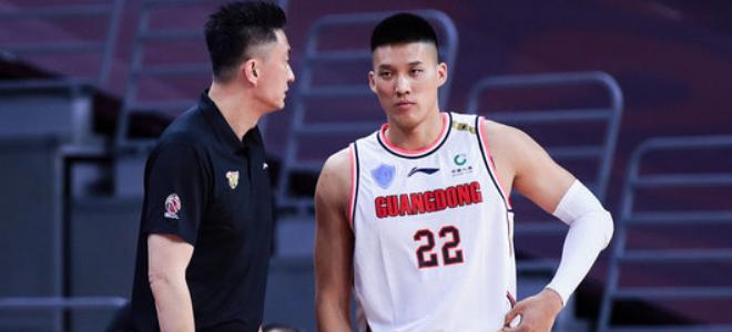 广东提前15轮锁定季后赛,CBA创立至今从未缺席季后赛