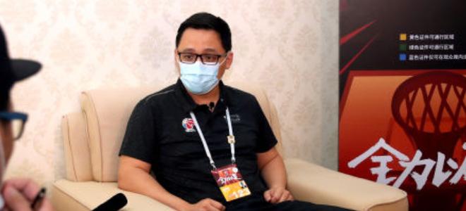 王大为:若疫情进一步缓解,季后赛考虑售票