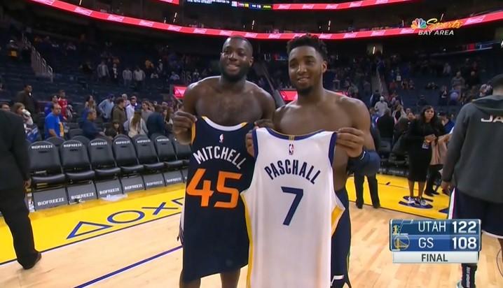 帕斯卡尔:我和米切尔相互扶持,实现了进NBA的梦想