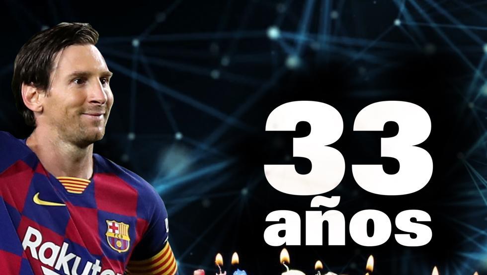 老男孩!职业生涯首次,梅西将在巴塞罗那度过自己的生日  足球话题区