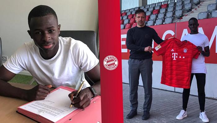 官方:拜仁慕尼黑签下霍芬海姆17岁小将  足球话题区