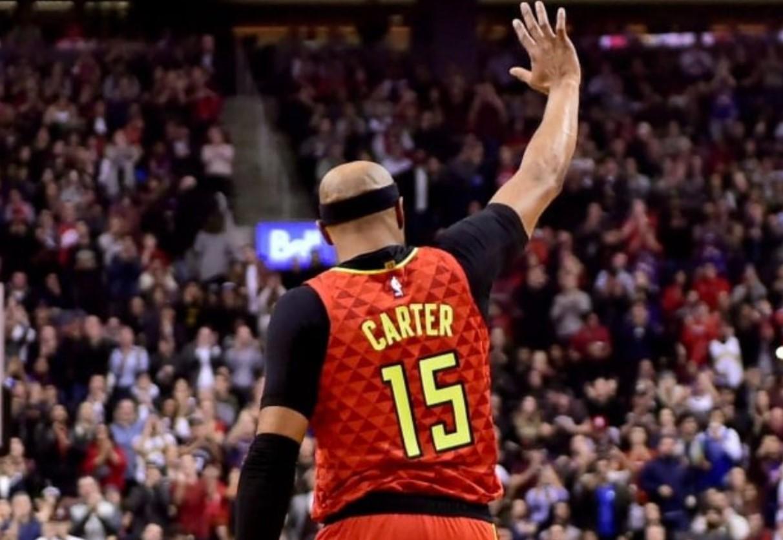 文斯-卡特正式宣布退伍,终结22年球员生涯