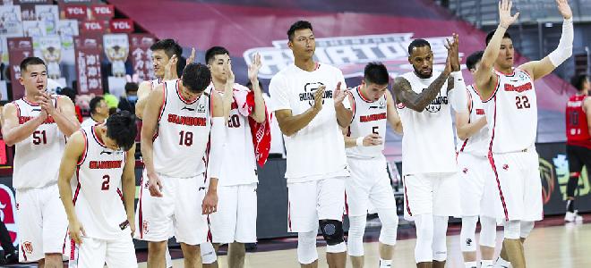 一场比一场狠!广东复赛四场比赛场均净胜39.75分