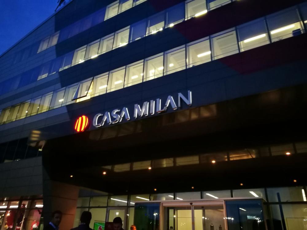 即将公布本财年财务报表,米兰预计将亏损1亿欧