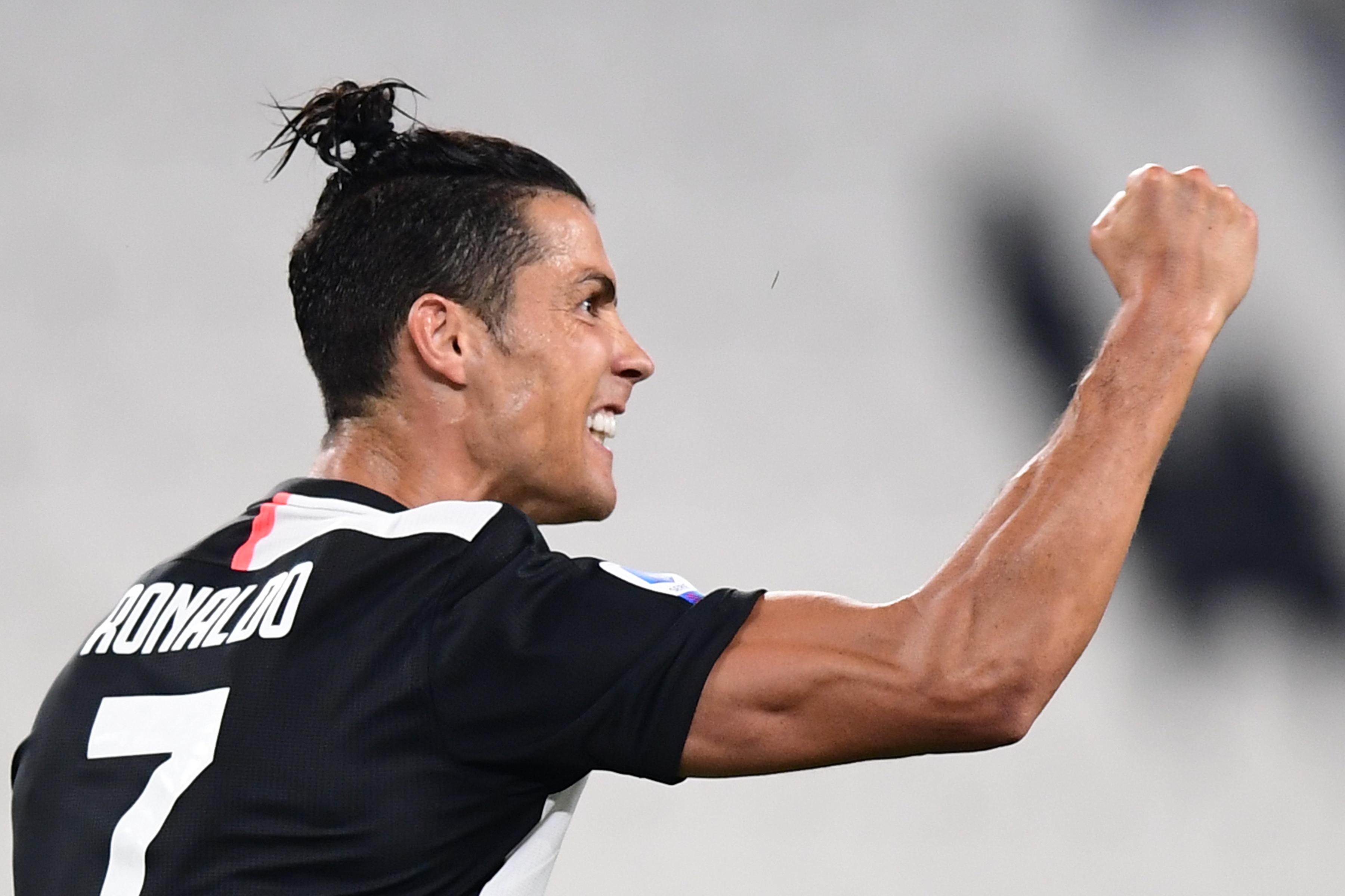 C罗意甲面对21支球队攻破20支球队大门,仅面对切沃未进
