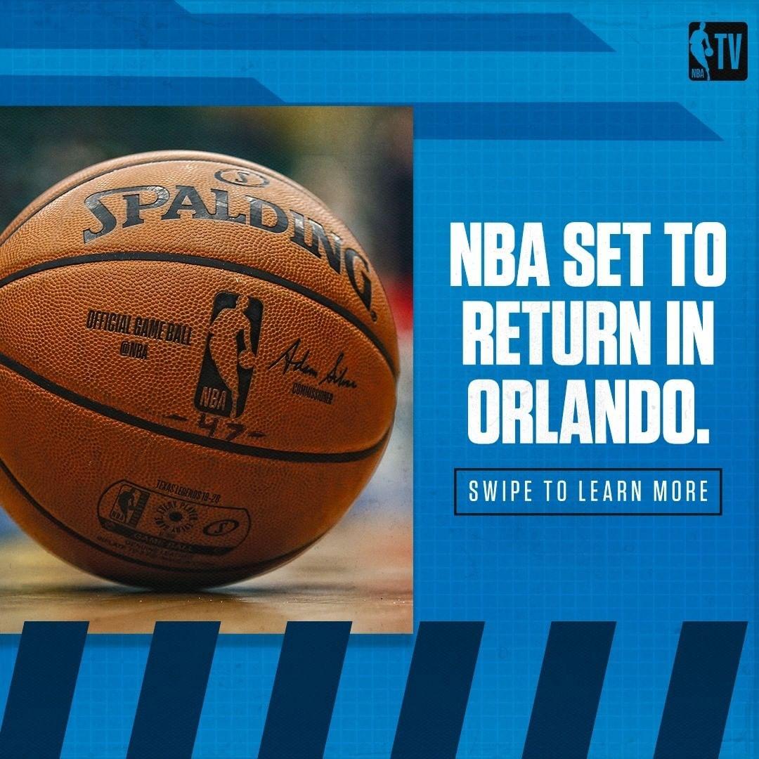 NBA即将重启!联盟官方发布观赛指南与规则说明