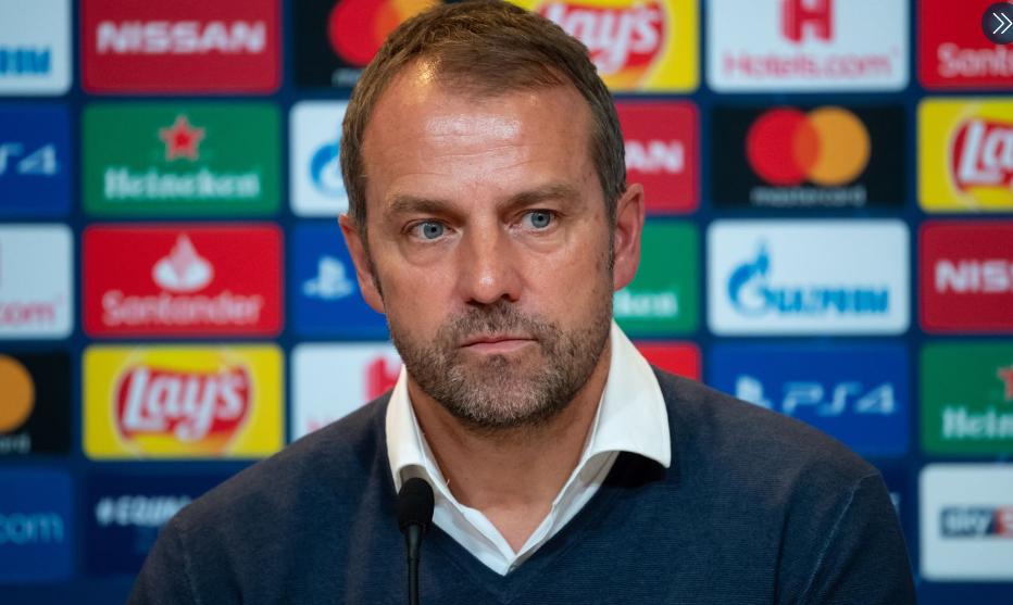 弗里克:和克洛普相互恭喜了,他是德国教练中的顶级一档