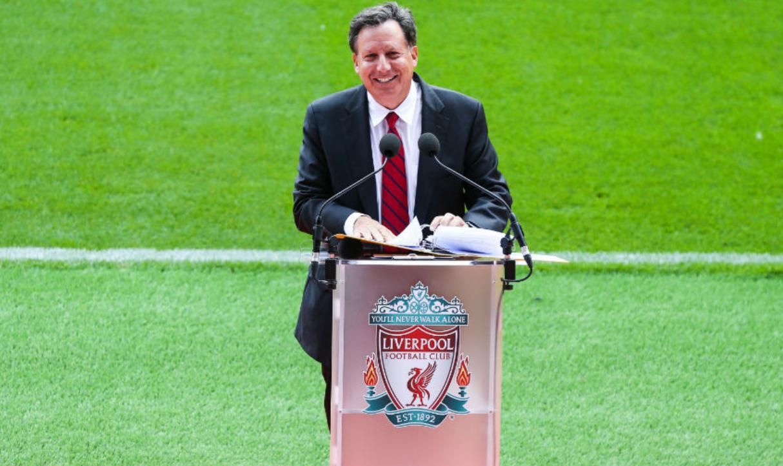 利物浦主席:10多年前,球队的目标还只是冲前四,进欧冠