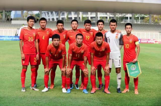 京媒:国少21天6战模拟亚少赛赛程,对手全是高年龄段球队