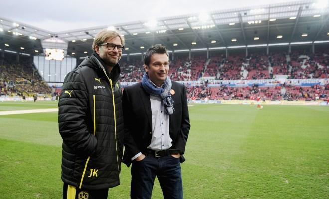 前美因茨主管:除甲壳虫之外,克洛普是利物浦最大的招牌