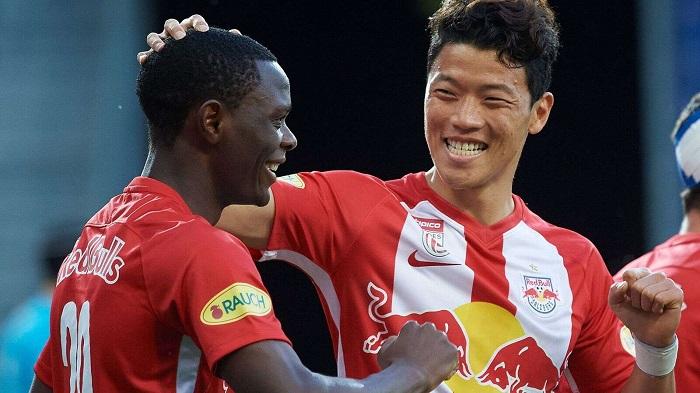 德国天空体育:黄喜灿接近加盟莱比锡,曾受利物浦关注  足球话题区