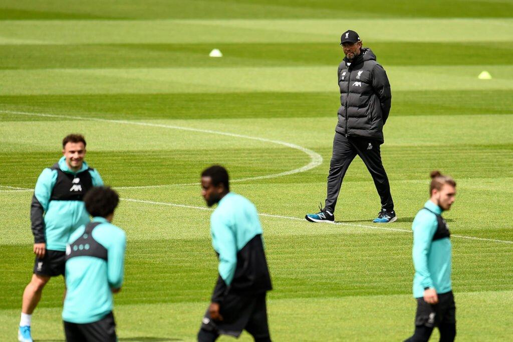 克洛普专访:利物浦必定会再次完善冲锋,吾对此足够信念