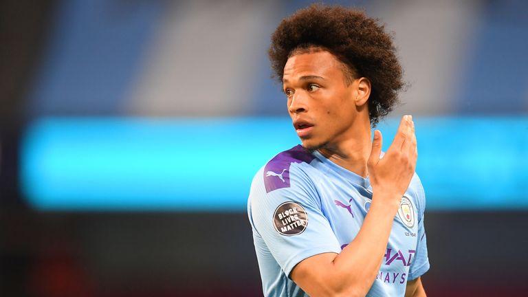 BBC:拜仁与曼城达成一致,将5480万镑签下萨内  足球话题区