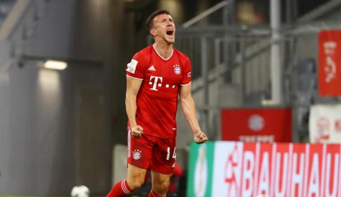 德媒:拜仁不愿1500万欧买断佩里西奇,热刺和曼联有意