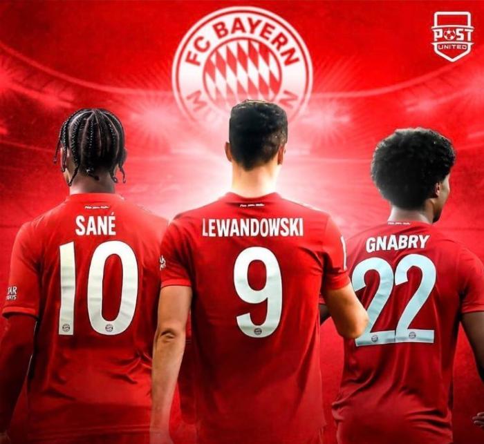 德媒:拜仁8名主力球员的转会费之和只有7500万
