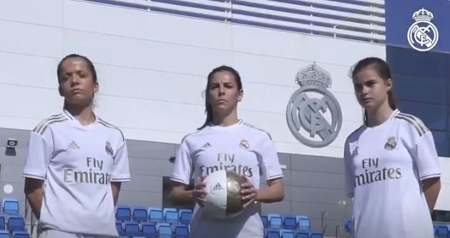 官方:皇马女足正式成立,下赛季出战女足西甲联赛