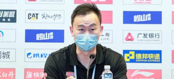刘维伟夸弟子:一帮99年的年轻球员确实敢拼,有股冲劲