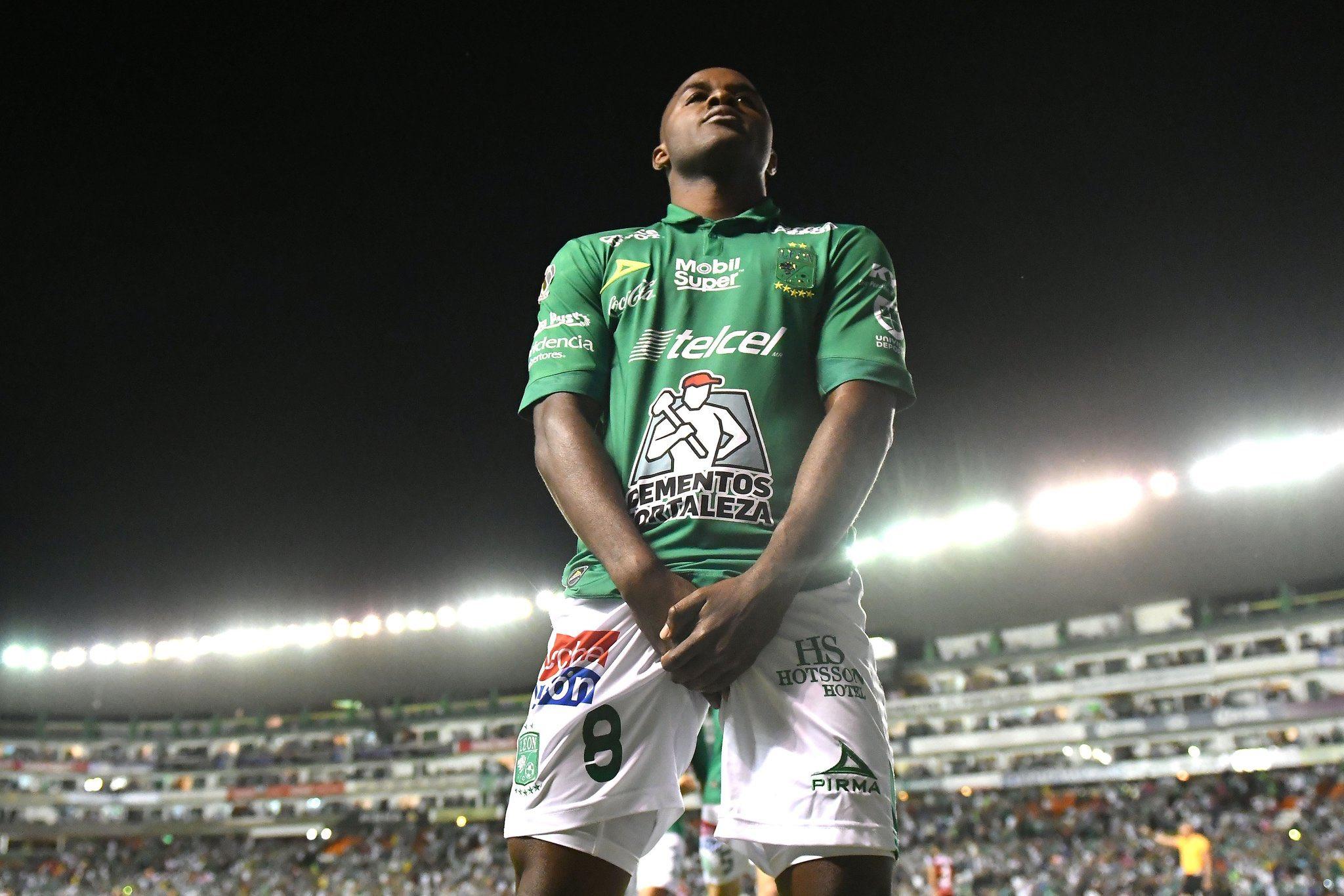 官方:阿森纳旧将乔尔-坎贝尔正式转会加盟墨西哥莱昂