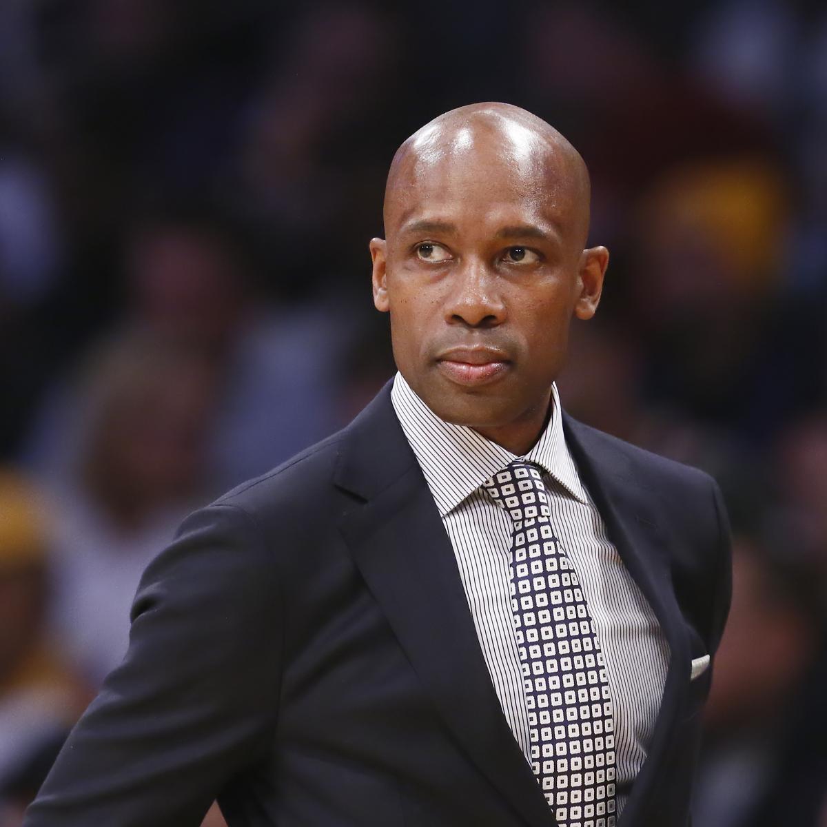 篮网助理教练雅克-沃恩成为球队新任主教练的可能性很大