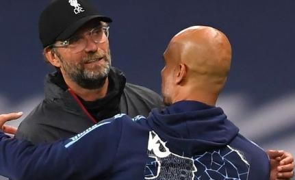 克洛普:我不会和其他球队的主教练坚持仇视的联系
