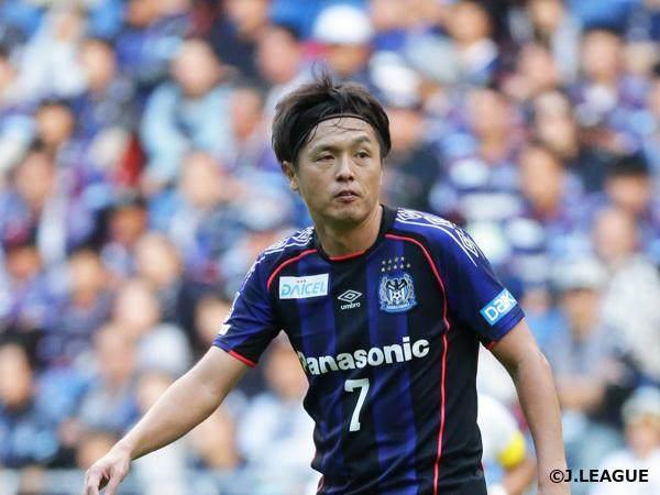 40岁远藤保仁第632次出场,成J1联赛史上出场数最多球员