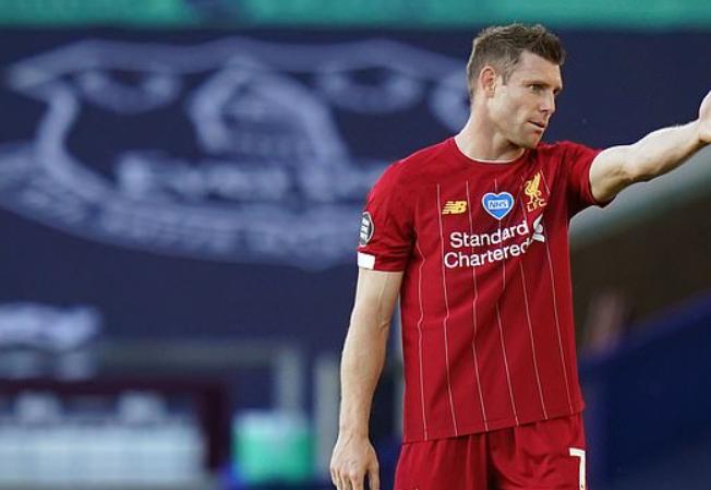 米尔纳:退役后可能会留在利物浦,并且加入球队的教练组