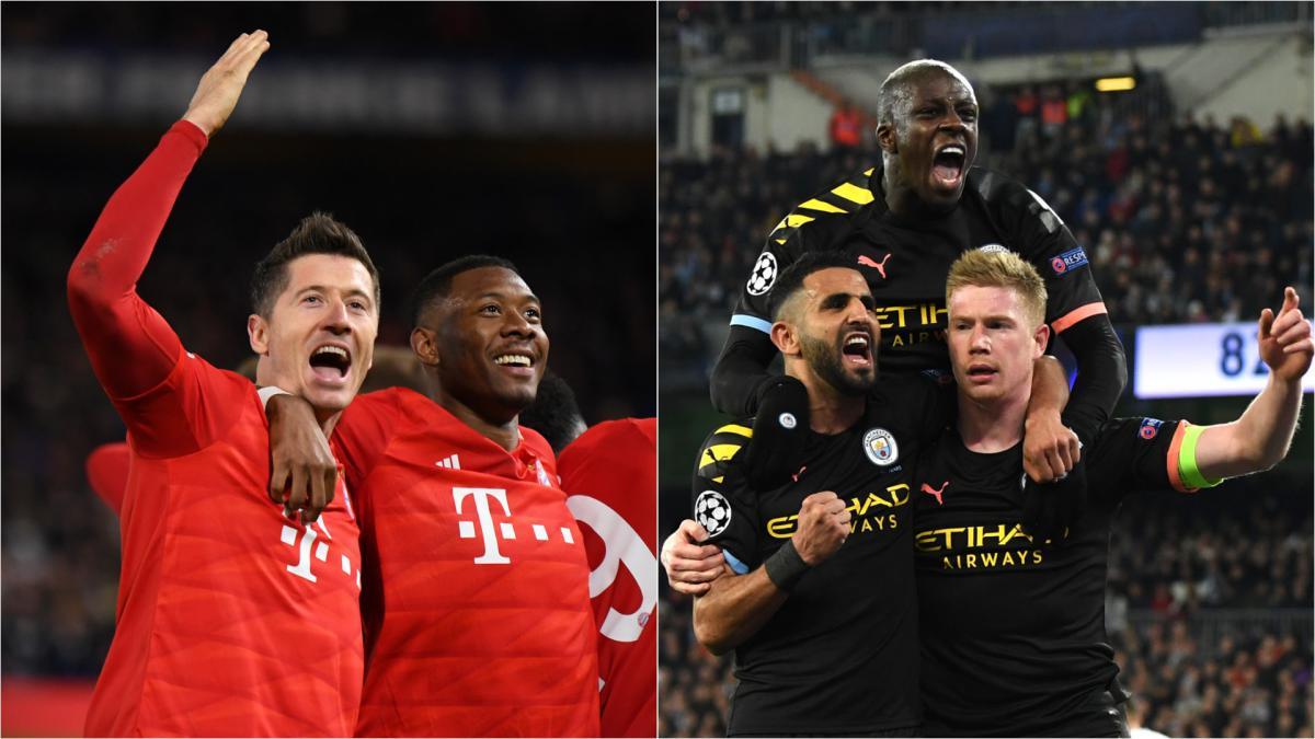 克洛普:曼城和拜仁是我心中的欧冠夺冠大热门