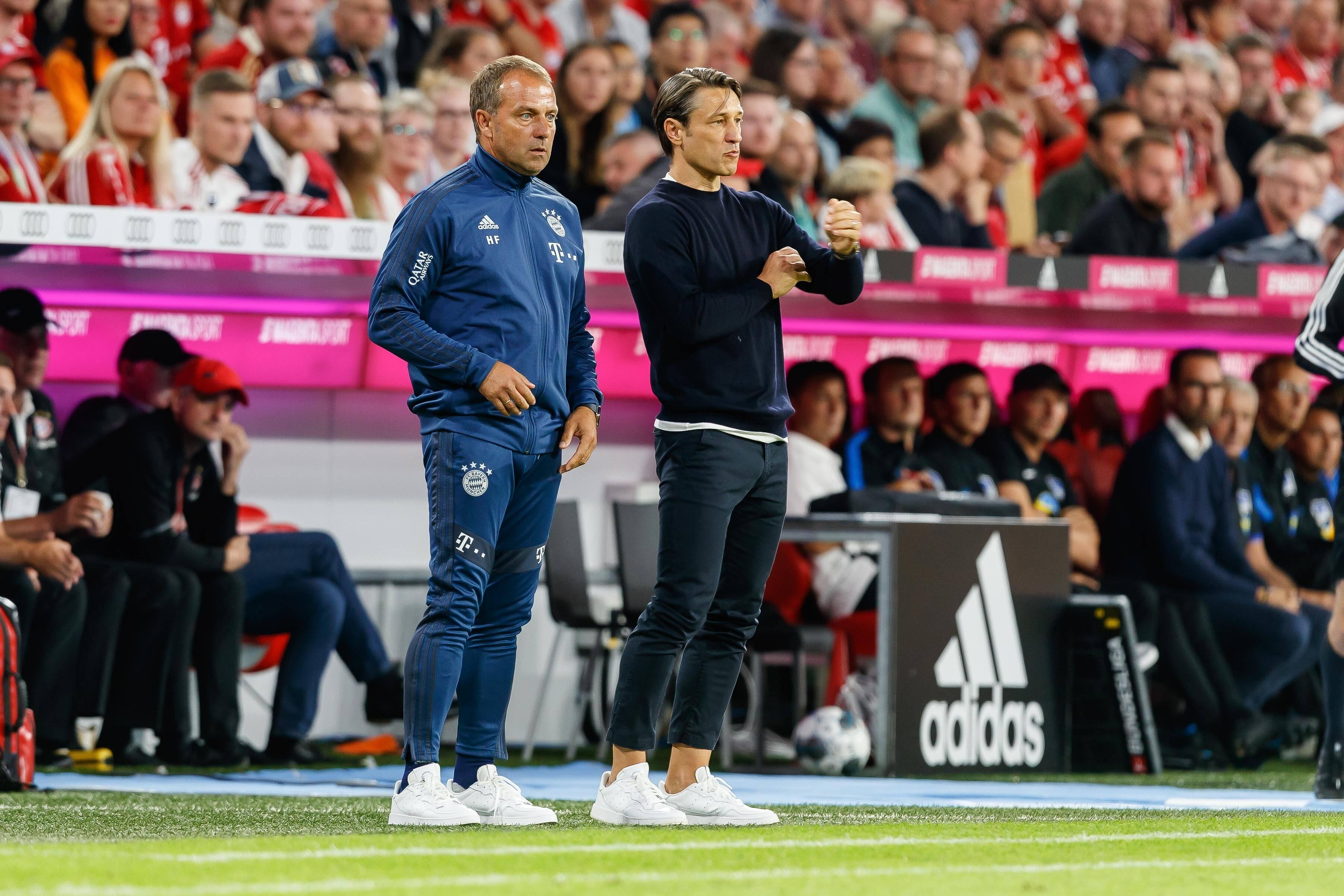 始位德国人!弗里克以球员和教练均获得德国国内双冠王