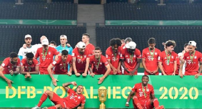 势头强劲!拜仁17连胜打破德国足坛纪录